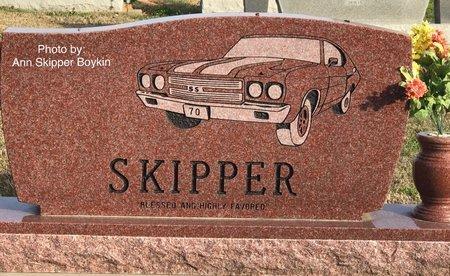 SKIPPER, GEORGE RICHARD - West Carroll County, Louisiana   GEORGE RICHARD SKIPPER - Louisiana Gravestone Photos