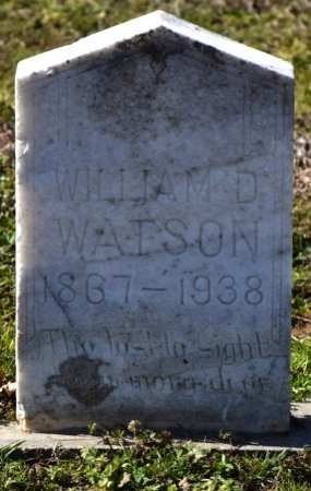 "WATSON, WILLIAM DANIEL  ""DOC"" - West Carroll County, Louisiana 
