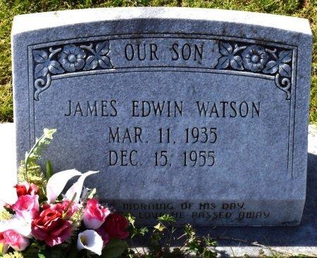 WATSON, JAMES EDWARD - West Carroll County, Louisiana | JAMES EDWARD WATSON - Louisiana Gravestone Photos