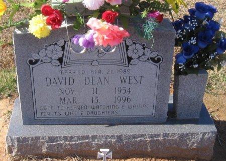 WEST, DAVID DEAN - West Carroll County, Louisiana | DAVID DEAN WEST - Louisiana Gravestone Photos