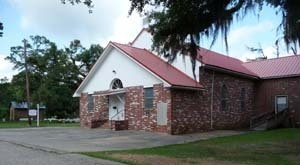 * CHURCH & ADDRESS,  - West Feliciana County, Louisiana |  * CHURCH & ADDRESS - Louisiana Gravestone Photos