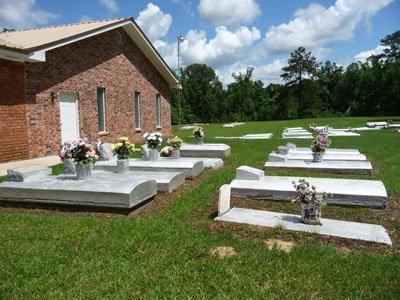 * OVERVIEW, * - West Feliciana County, Louisiana | * * OVERVIEW - Louisiana Gravestone Photos