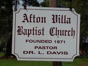 * SIGN,  - West Feliciana County, Louisiana    * SIGN - Louisiana Gravestone Photos