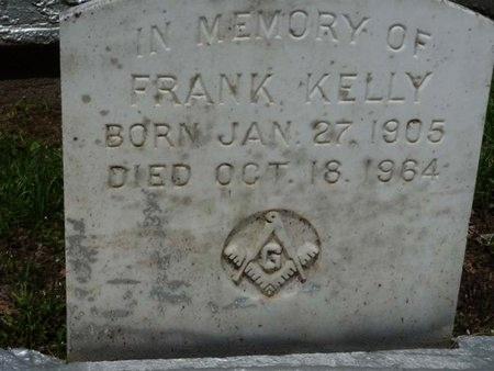 KELLY, FRANK - West Feliciana County, Louisiana | FRANK KELLY - Louisiana Gravestone Photos