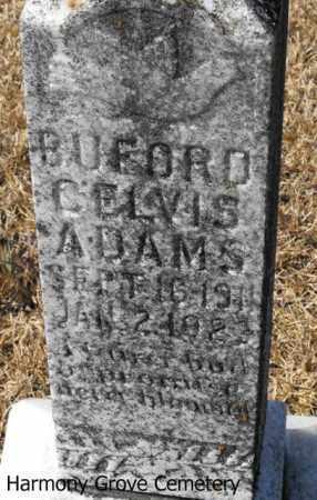 ADAMS, BUFORD CELVIS - Winn County, Louisiana   BUFORD CELVIS ADAMS - Louisiana Gravestone Photos