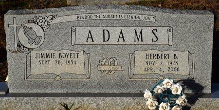 ADAMS, HERBERT BUEL - Winn County, Louisiana | HERBERT BUEL ADAMS - Louisiana Gravestone Photos