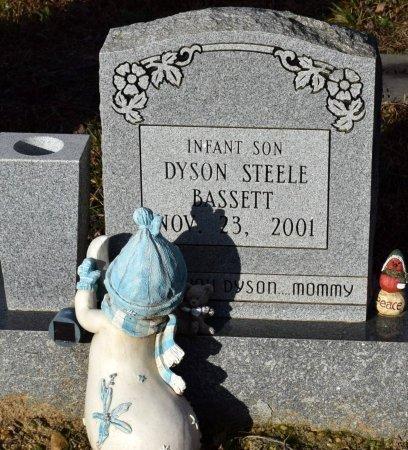 BOYETT, DYSON STEELE - Winn County, Louisiana | DYSON STEELE BOYETT - Louisiana Gravestone Photos