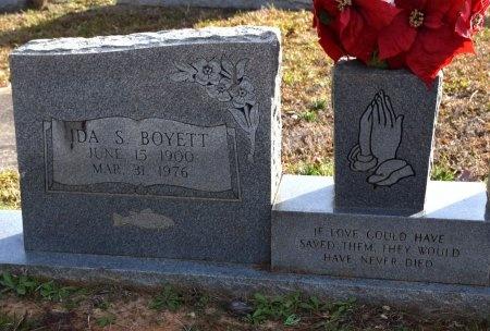 BOYETT, IDA BELLE - Winn County, Louisiana | IDA BELLE BOYETT - Louisiana Gravestone Photos
