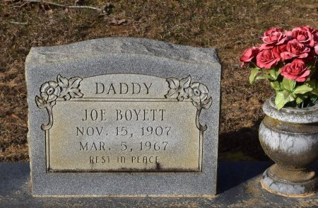 BOYETT, JOE - Winn County, Louisiana | JOE BOYETT - Louisiana Gravestone Photos