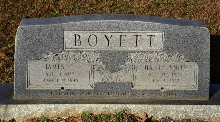 BOYETT, JAMES F - Winn County, Louisiana | JAMES F BOYETT - Louisiana Gravestone Photos