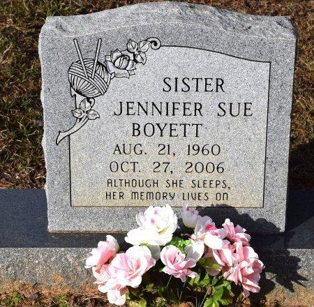 BOYETT, JENNIFER SUE - Winn County, Louisiana | JENNIFER SUE BOYETT - Louisiana Gravestone Photos