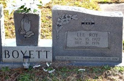 BOYETT, LEE ROY - Winn County, Louisiana | LEE ROY BOYETT - Louisiana Gravestone Photos