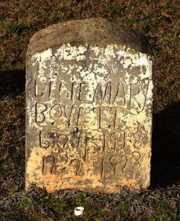 BOYETT, LILLIE MARY - Winn County, Louisiana | LILLIE MARY BOYETT - Louisiana Gravestone Photos