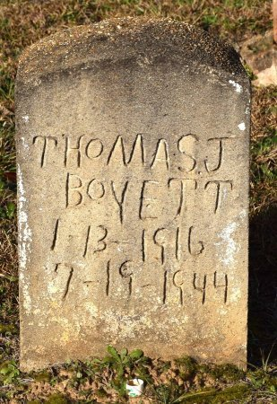 BOYETT, THOMAS J - Winn County, Louisiana | THOMAS J BOYETT - Louisiana Gravestone Photos