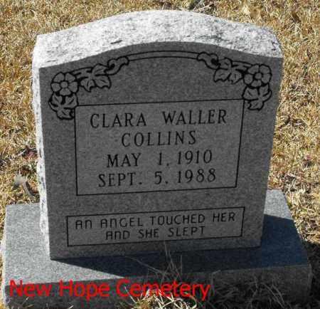 COLLINS, CLARA - Winn County, Louisiana   CLARA COLLINS - Louisiana Gravestone Photos