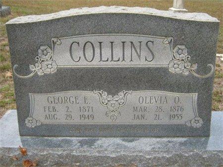 COLLINS, ELIZA OLIVIA - Winn County, Louisiana | ELIZA OLIVIA COLLINS - Louisiana Gravestone Photos