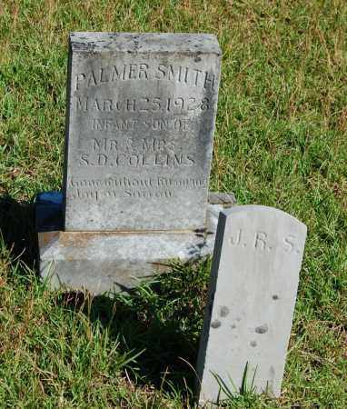 COLLINS, PALMER SMITH - Winn County, Louisiana | PALMER SMITH COLLINS - Louisiana Gravestone Photos