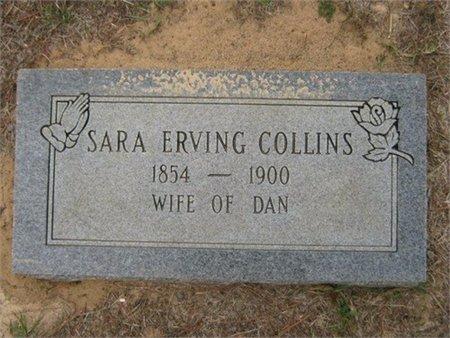 COLLINS, SARAH - Winn County, Louisiana | SARAH COLLINS - Louisiana Gravestone Photos