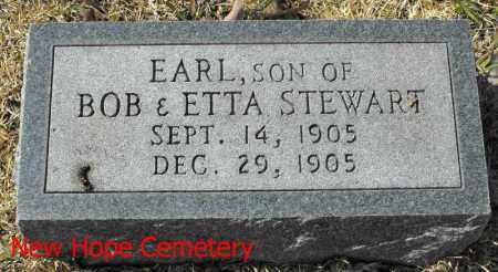 STEWART, EARL - Winn County, Louisiana   EARL STEWART - Louisiana Gravestone Photos