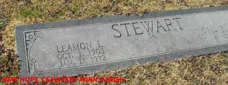 STEWART, LEAMON LOYD - Winn County, Louisiana | LEAMON LOYD STEWART - Louisiana Gravestone Photos