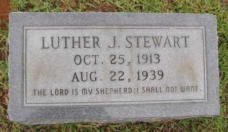 STEWART, LUTHER J - Winn County, Louisiana   LUTHER J STEWART - Louisiana Gravestone Photos