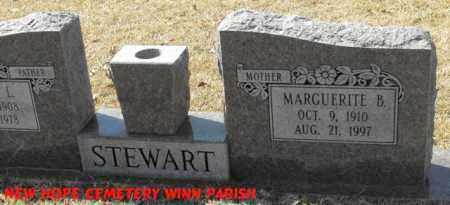 STEWART, MARGUERITE - Winn County, Louisiana | MARGUERITE STEWART - Louisiana Gravestone Photos
