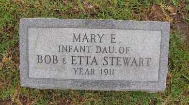 STEWART, MARY E. - Winn County, Louisiana   MARY E. STEWART - Louisiana Gravestone Photos