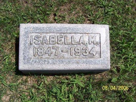 BRIGGS, ISABELLA - Barry County, Michigan   ISABELLA BRIGGS - Michigan Gravestone Photos