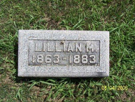 BRIGGS, LILLIAN - Barry County, Michigan | LILLIAN BRIGGS - Michigan Gravestone Photos