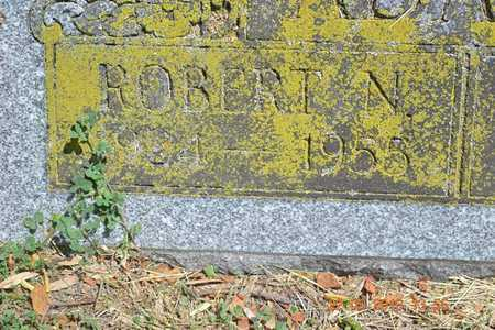 ADAMS, ROBERT N. - Branch County, Michigan   ROBERT N. ADAMS - Michigan Gravestone Photos