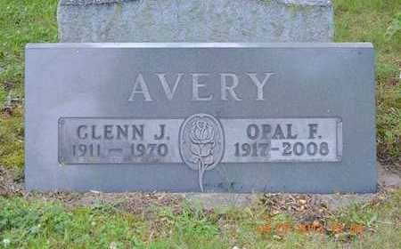 AVERY, OPAL F. - Branch County, Michigan | OPAL F. AVERY - Michigan Gravestone Photos