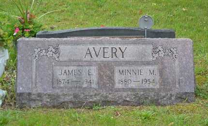 AVERY, MINNIE M. - Branch County, Michigan | MINNIE M. AVERY - Michigan Gravestone Photos