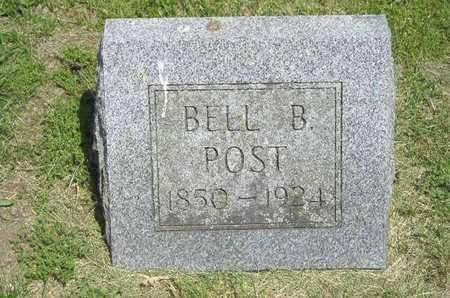 BARNES, BELLE B. - Branch County, Michigan | BELLE B. BARNES - Michigan Gravestone Photos