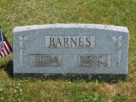 BARNES, CLYDE C. - Branch County, Michigan | CLYDE C. BARNES - Michigan Gravestone Photos
