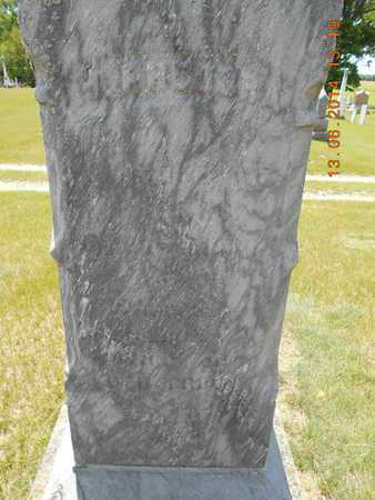 BARNES, M. PHEDORA - Branch County, Michigan   M. PHEDORA BARNES - Michigan Gravestone Photos