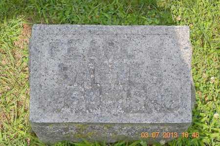 BARNES, PEARL J. - Branch County, Michigan | PEARL J. BARNES - Michigan Gravestone Photos