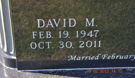 BARNHART, DAVID A. - Branch County, Michigan | DAVID A. BARNHART - Michigan Gravestone Photos