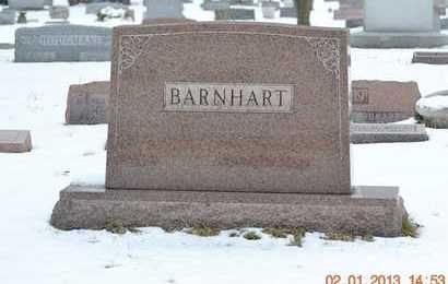 BARNHART, FAMILY - Branch County, Michigan | FAMILY BARNHART - Michigan Gravestone Photos