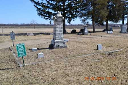 BARNHART, LOT OVERVIEW - Branch County, Michigan | LOT OVERVIEW BARNHART - Michigan Gravestone Photos