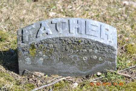 BATTERSON, BARNETT - Branch County, Michigan | BARNETT BATTERSON - Michigan Gravestone Photos
