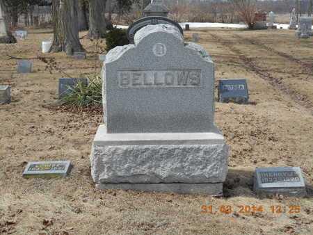 BELLOWS, FAMILY - Branch County, Michigan | FAMILY BELLOWS - Michigan Gravestone Photos
