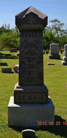 BENNIE, HERCLUS - Branch County, Michigan | HERCLUS BENNIE - Michigan Gravestone Photos