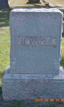 BIDWELL, FAMILY - Branch County, Michigan | FAMILY BIDWELL - Michigan Gravestone Photos
