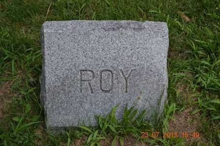 BIDWELL, ROY - Branch County, Michigan   ROY BIDWELL - Michigan Gravestone Photos