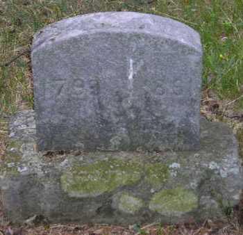 BIGNELL, JANE - Branch County, Michigan | JANE BIGNELL - Michigan Gravestone Photos