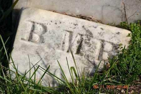 BROOKS, BETSEY M. - Branch County, Michigan | BETSEY M. BROOKS - Michigan Gravestone Photos