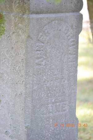 BROWN, JANE - Branch County, Michigan | JANE BROWN - Michigan Gravestone Photos