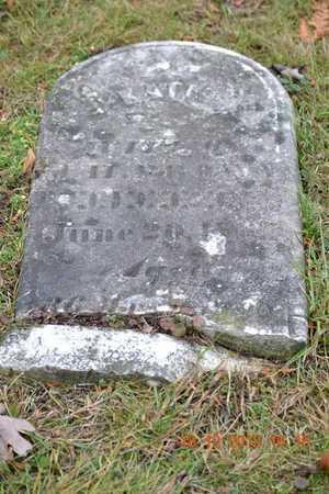 "BROWN, KATHARINE ""KATIE"" - Branch County, Michigan | KATHARINE ""KATIE"" BROWN - Michigan Gravestone Photos"