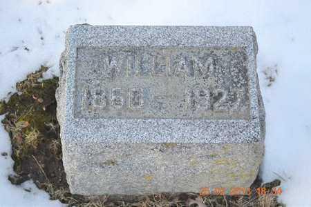 BROWN, WILLIAM - Branch County, Michigan | WILLIAM BROWN - Michigan Gravestone Photos