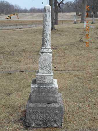 BURGESS, FAMILY - Branch County, Michigan | FAMILY BURGESS - Michigan Gravestone Photos